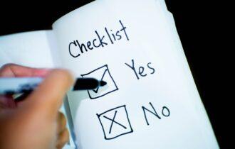 Waarom je een verhuischecklist moet maken voor je verhuizing