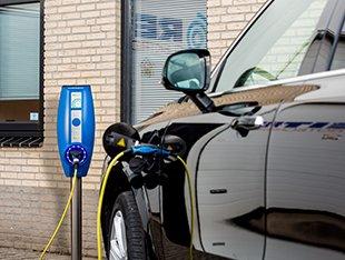 Elektrische Laadpaal kopen ReithPower.nl