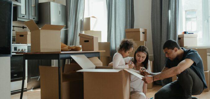 Goedkoop verhuizen door studenten